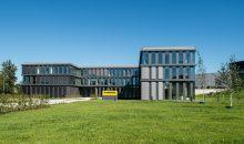Die Turck-Gruppe bezieht eine neue Vetriebs- und Marketingzentrale in Mülheim. (Bild: Turck)