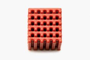 Mit dem neuen additiven Herstellungsverfahren können Siliconteile mit komplexen Geometrien gedruckt werden. Bild: Wacker Chemie