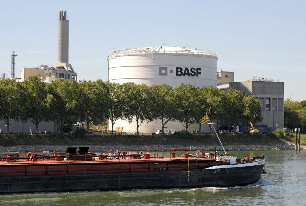 Fakten zum Großbrand bei der BASF