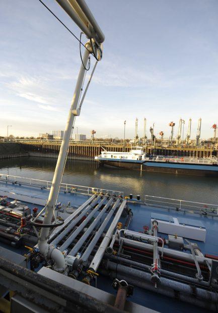 BASF-Großbrand: Rohrleitungsarbeiten waren Auslöser
