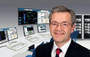 Interview mit Dr. Andreas Helget, Geschäftsführer Yokogawa Deutschland. Bild: Yokogawa