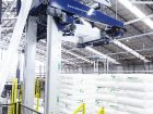 Die Stretchhaubentechnologie MSK Tensiontech wird für die Folienverpackung genutzt. Bilder: Haver & Boecker