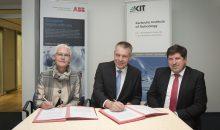 KIT und ABB verstärken bestehende Kooperation