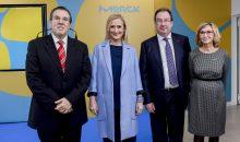 Merck hat die Erweiterung seines biotechnologischen Herstellbetriebs in Tres Cantos bei Madrid, Spanien, feierlich abgeschlossen. (Bild: Merck)