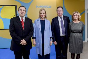 Merck schließt Biotech-Erweiterungsprojekt in Spanien ab