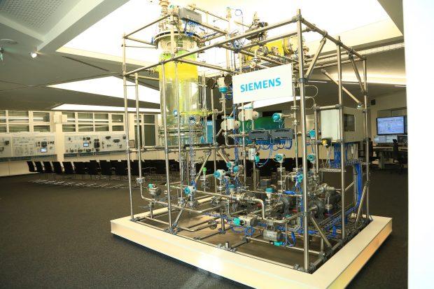 """Siemens eröffnet Democenter """"Process Automation World"""" in Karlsruhe"""