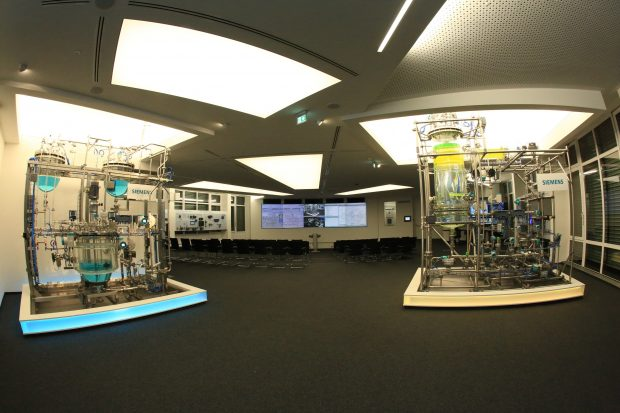 "Siemens eröffnet Democenter ""Process Automation World"" in Karlsruhe"