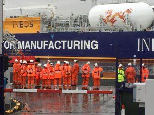 Ineos: Erstes US-Schiefergas in Schottland