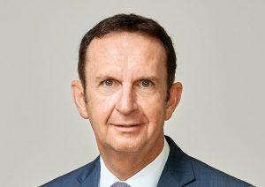 Henkel-Vorstand Hans Van Bylen hat die ambitionierten Pläne des Konzerns bis 2020 vorgestellt. (Bild: Henkel)