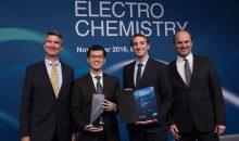 """""""Wissenschaftspreis für Elektrochemie"""" geht an Dr. William Chueh"""