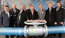 BP und Evonik nehmen Fernleitung in Betrieb