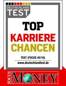 """Jumo erhält Siegel """"Top Karriere Chancen"""""""
