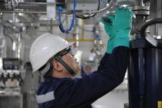 Wacker nimmt Pilotreaktor in China in Betrieb