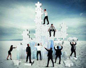 Claim- & Contract-Management ist eine Teamaufgabe.