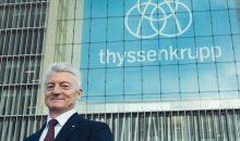 Thyssenkrupp-Gewinn fällt um zwölf Prozent