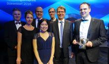 Evonik erhält Nachhaltigkeitspreis für Forschung