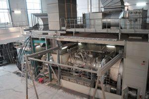 Chemiepark Gendorf nimmt neue Gasturbine in Betrieb