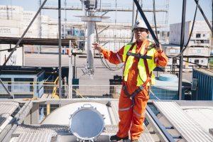 4: Die Rotation des Tankreinigungskopfs wird unabhängig von der Pumpleistung gesteuert. Bild: Kärcher