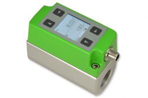 Der modular aufgebaute Durchflussmesser kann für drei verschiedene Rohrdurchmesser eingesetzt werden.Bild: E+E Elektronik