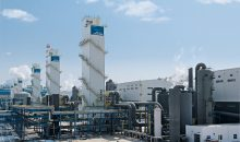 Linde nimmt Luftzerlegungsanlagen in Nordwestchina in Betrieb