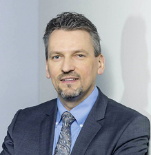 Armin Scheuermann is Editor-in-Chief of CHEMIE TECHNIK