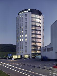 Clariant_Wachstum in 2016_Zentrale Clariant Pratteln