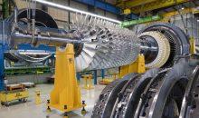 Siemens produziert fünf Gasturbinen des Typs SGT6-5000F im Siemens Dammam Energy Hub in Saudi Arabien. (Siemens)