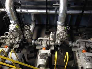 Schraubenspindelpumpen ermöglichen eine komplette Leerung von Tanks auch bei höher viskosen Medien. Bild: Netzsch Pumps & Systems