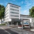 KSB-Verwaltungsgebäude in Frankenthal. Bild: KSB