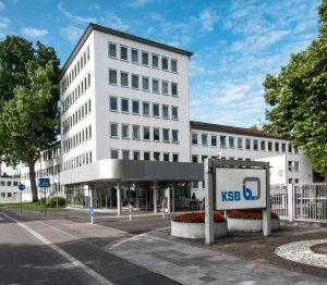 Verwaltungsgebäude Frankenthal