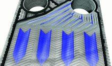 Plattenwärmeübertrager haben sich in den vergangenen Jahren in der Chemie rasant durchgesetzt. Per Strömungssimulation werden die Geometrien ständig weiter verbessert. Bild: Kelvion