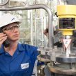 Die Überprüfung von Sicherheitseinrichtungen in verfahrenstechnischen Anlagen bedeutet oft Produktionsunterbrechung. Bild: Infraserv Gendorf
