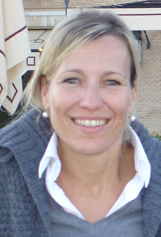 Anja Toussaint,  Geschäftsführerin, Oxytec