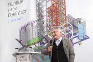 Bayer Richtfest neue Destillation 2017-0066-1