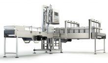 Eine vollautomatische Abfüllanlage optimiert die Produktionsabläufe und ermöglicht Betreibern minimale Umrüstzeiten. Bild: Bizerba