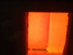 Dass die Brandschutzcontainer dem Stand der Technik entsprechen, musste der Hersteller nicht nur rechnerisch, sondern auch ganz praktisch nachweisen. Bild: Protectoplus Lager- und Umwelttechnik GmbH