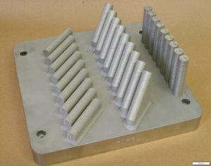 Solange dies in einem Prozessschritt möglich ist, eignet sich 3D-Druck auch für die Produktion größerer Stückzahlen. Bild: KSB