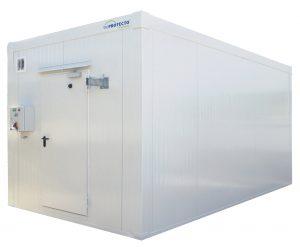 Protecto BLS Brandschutzcontainer Bild: Protectoplus Lager- und Umwelttechnik GmbH
