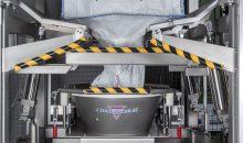 Die in die Entleerstation integrierte Walkvorrichtung ermöglicht einen vollständigen Produktaustrag. Bild: Engelsmann