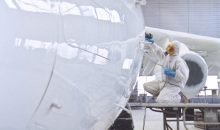 Akzonobel_baut Performance-Coatings-Anlage in Thailand_Product_painting_airplane_highres_tcm9-37056