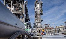 Im Vergleich zum Vorjahresquartal konnte die BASF den Umsatz um 19 % steigern. (Bild: BASF)