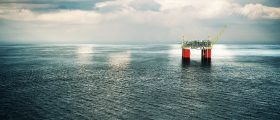 Die schwimmende Ölplattform von BP soll ab Ende 2021 im Golf von Mexiko Öl fördern. (Bild: BP)