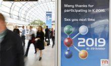 Die Kunststoffmesse K findet 2019 wieder in Düsseldorf statt. Die Vorbereitungen haben bereits begonnen. (Bild: Messe Düsseldorf / ctillmann)