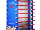 2. Plattenwärmeübertrager für korrosive Anwendungen. Bild: Alfa Laval