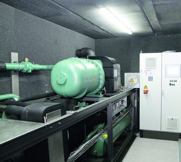 7 L&R ECOPRO-Anlage