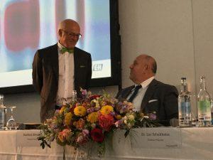 Klaus Endress und Matthias Altendorf, Endress+Hauser