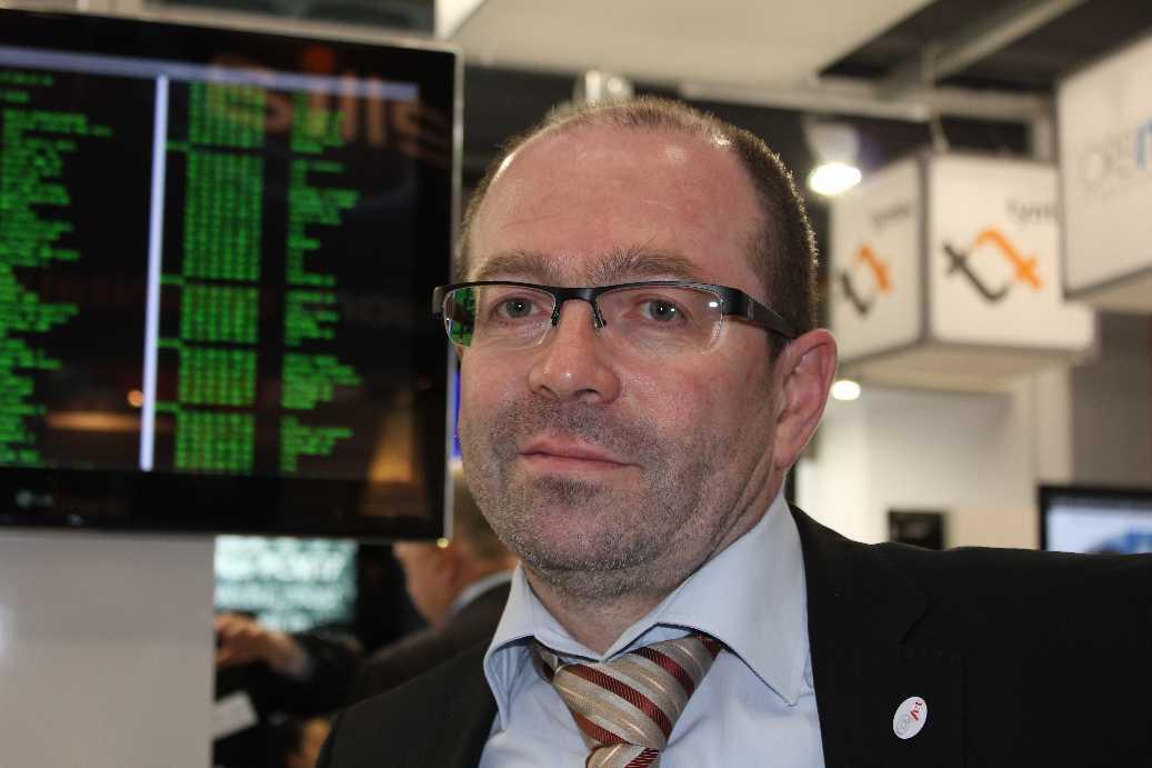 Wolfgang Straßer,  Geschäftsführer,  @-yet Industrial IT Security