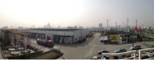 Clariant errichtet in Zhenjiang, China, zwei Additives-Anlagen. Die Produktion soll 2018 beginnen. (Bild: Clariant)