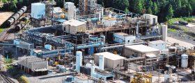 In der Produktionsanlage für das Flammschutzmittel Emerald Innovation 3000 in El Dorado, Arkansas, USA hat Lanxess die Produktion von 10.000 auf 14.000 t/a erweitert. (Foto: Lanxess)
