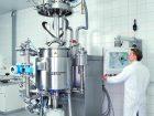 1: Geschlossene Systeme sind wichtige Voraussetzung für den Produkt- und Arbeitsschutz. Bild: Ekato